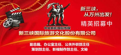 新三峡国际旅游文化股份有限公司